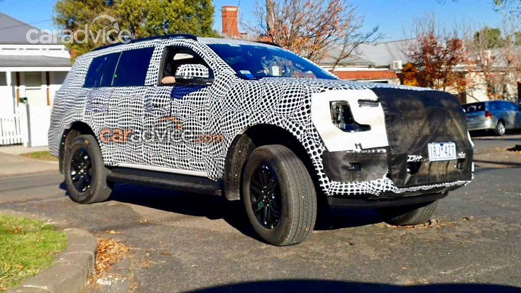2022 Ford Endeavour